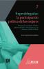 Cubierta para Superdelegadas: la participación política de las mujeres.: Delegaciones municipales de Toluca, Almoloya de Juárez, Zinacantepec, Lerma y Ocoyoacac, Estado de México