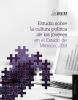Cubierta para Estudio sobre la cultura política de los jóvenes en el Estado de México 2018