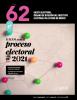 Cubierta para Gaceta Electoral. Órgano de Difusión del Instituto Electoral del Estado de México núm. 62